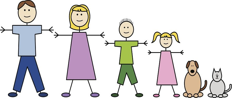 Step and Blended families